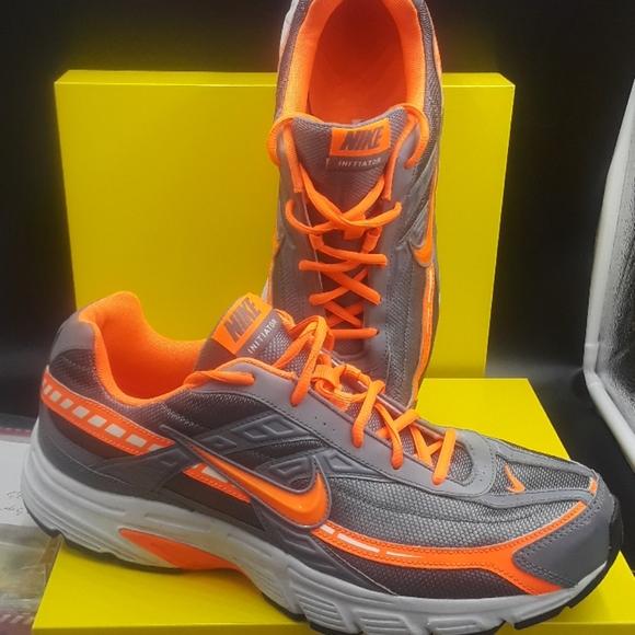 Nike Shoes | Nike Initiator Grey Neon